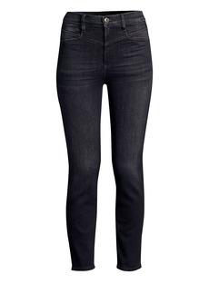 3x1 Higher Ground Jessie High-Rise Straight Jeans