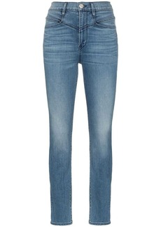 3x1 Jesse high-waisted straight leg jeans