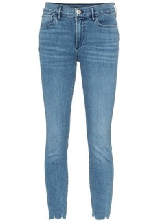 3x1 mid-rise cropped skinny jeans