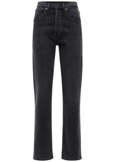3x1 Sabina High Waist Wide Leg  Denim Jeans
