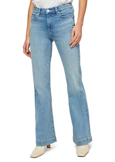 7 For All Mankind® Dojo Tailorless Flare Leg Jeans (Ventana)