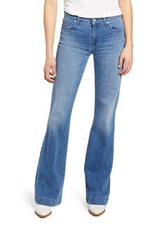 7 For All Mankind® Dojo Wide Leg Jeans (Shoreline Drive)