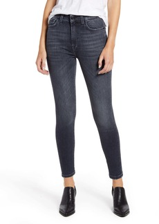 7 For All Mankind® High Waist Ankle Skinny Jeans (Luxe Vintage Honest)