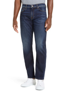 7 For All Mankind® Luxe Performance The Straight Slim Straight Leg Jeans (Camano)