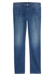 7 For All Mankind® Slimmy Straight Leg Jeans (Topanga)