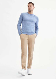 7 For All Mankind Belted Trouser in Tan