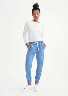 7 For All Mankind Drawstring Jogger in Maui