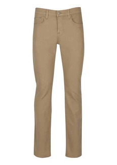 7 For All Mankind Luxe Sport Slimmy in Khaki