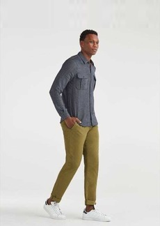 7 For All Mankind Slim Chino in Army