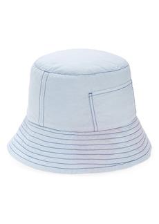 Acne Studios Acne Heddie Tie Dye Cotton Bucket Hat