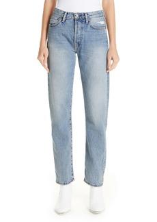 Acne Studios 1997 Straight Leg Jeans (Light Blue)