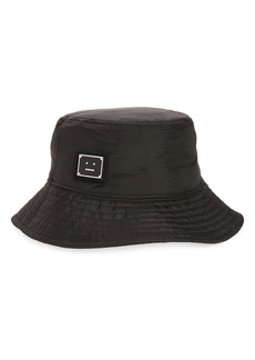 Acne Studios Buko Face Plaque Bucket Hat