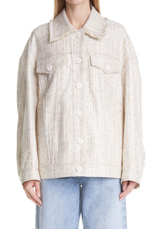 Acne Studios Olesta Sea Tweed Jacket