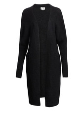 Acne Studios Long Mohair Open Cardigan