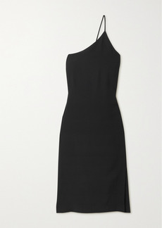 Acne Studios One-shoulder Crepe Dress