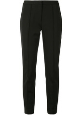 Adam Lippes cigarette slim-fit trousers