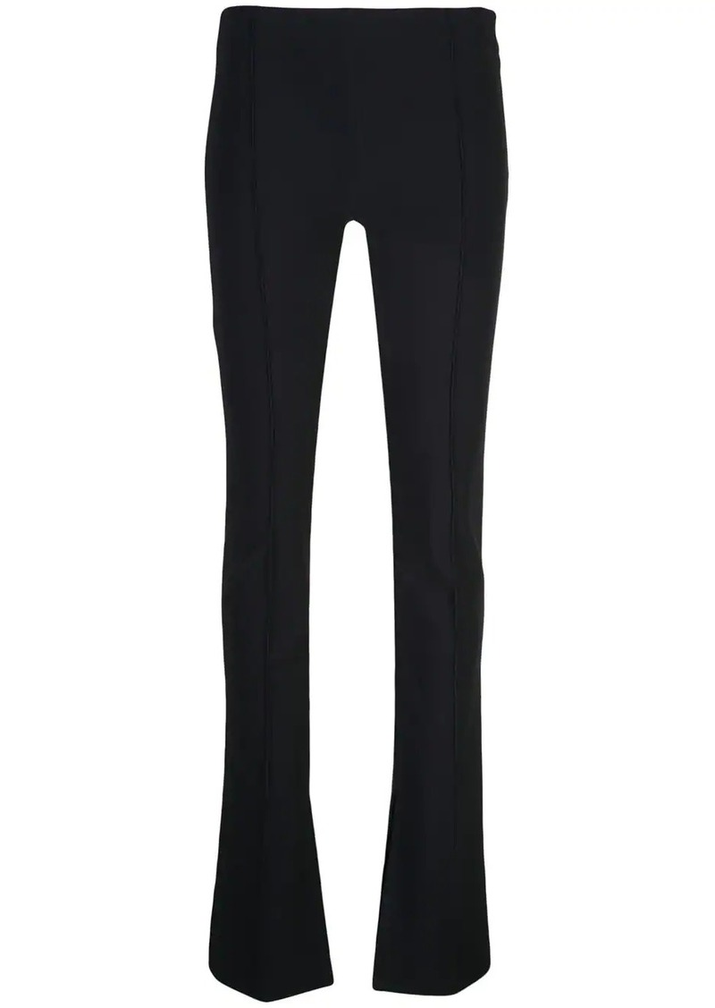 Adam Lippes side slit trousers