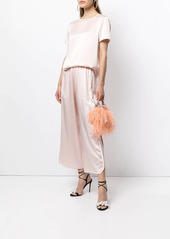 Adam Lippes wide-leg silk trousers
