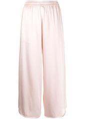 Adam Lippes wide-leg silk trousers