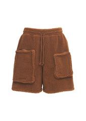 Adidas 4all 1/2 Zip Plush Shorts