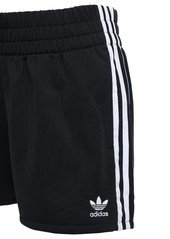 Adidas 3 Stripes Sweat Shorts