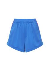 Adidas Adicolor 3d Trefoil Cotton Sweat Shorts