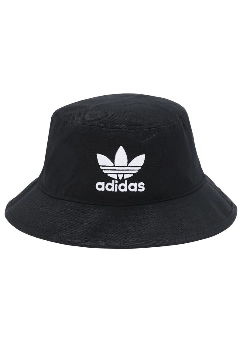 Adidas Adicolor Trefoil Cotton Bucket Hat