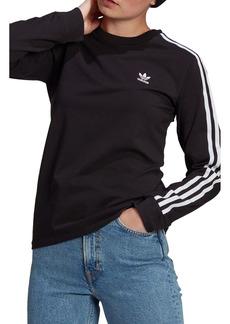 adidas Adicolor 3-Stripes Classic Long Sleeve T-Shirt