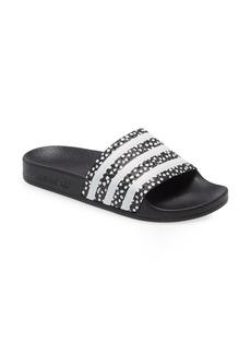 adidas Adilette Sport Slide Sandal (Women)