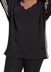 adidas French Terry Sweatshirt (Plus Size)