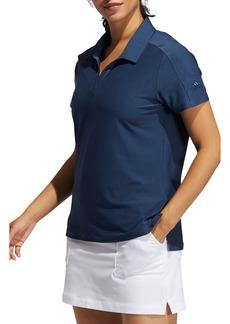 adidas Golf Go To Primegreen Polo