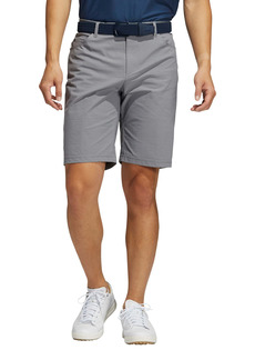 adidas Golf Men's Go-To Water Repellent Five Pocket Shorts