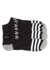 adidas Originals Roller 3-Pack No-Show Socks