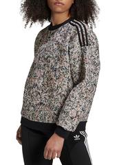 adidas Originals Abstract Print Sweatshirt