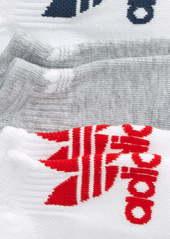 adidas Originals Assorted 6-Pack No-Show Socks