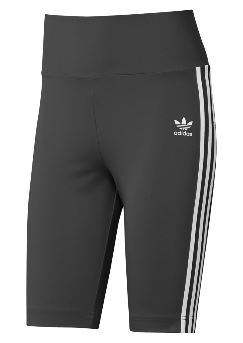 adidas Originals High Waist Bike Shorts