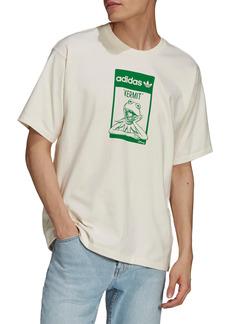 adidas Originals Kermit the Frog Graphic Tee