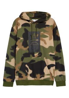 adidas Originals Men's Camouflage Allover Print Hoodie