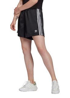adidas Originals Satin 3-Stripe Shorts