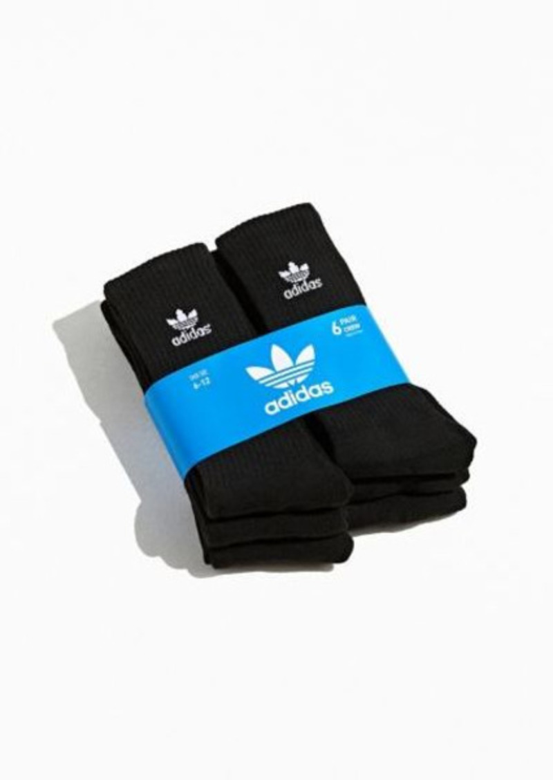 adidas Originals Trefoil Logo Sock 6-Pack