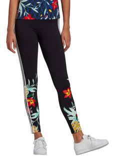 adidas Originals Tropical 3-Stripe Tights