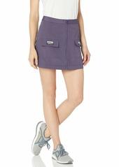 adidas Originals Women's Pocket Skirt traditional purple
