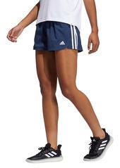 adidas Pacer 3-Stripe Performance Shorts