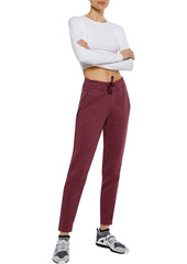 Adidas Woman Z.n.e. Mélange Climalite Track Pants Brick