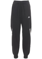 Adidas Cotton Blend Sweatpants