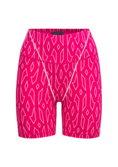 Adidas High Waist Monogram Cycling Shorts