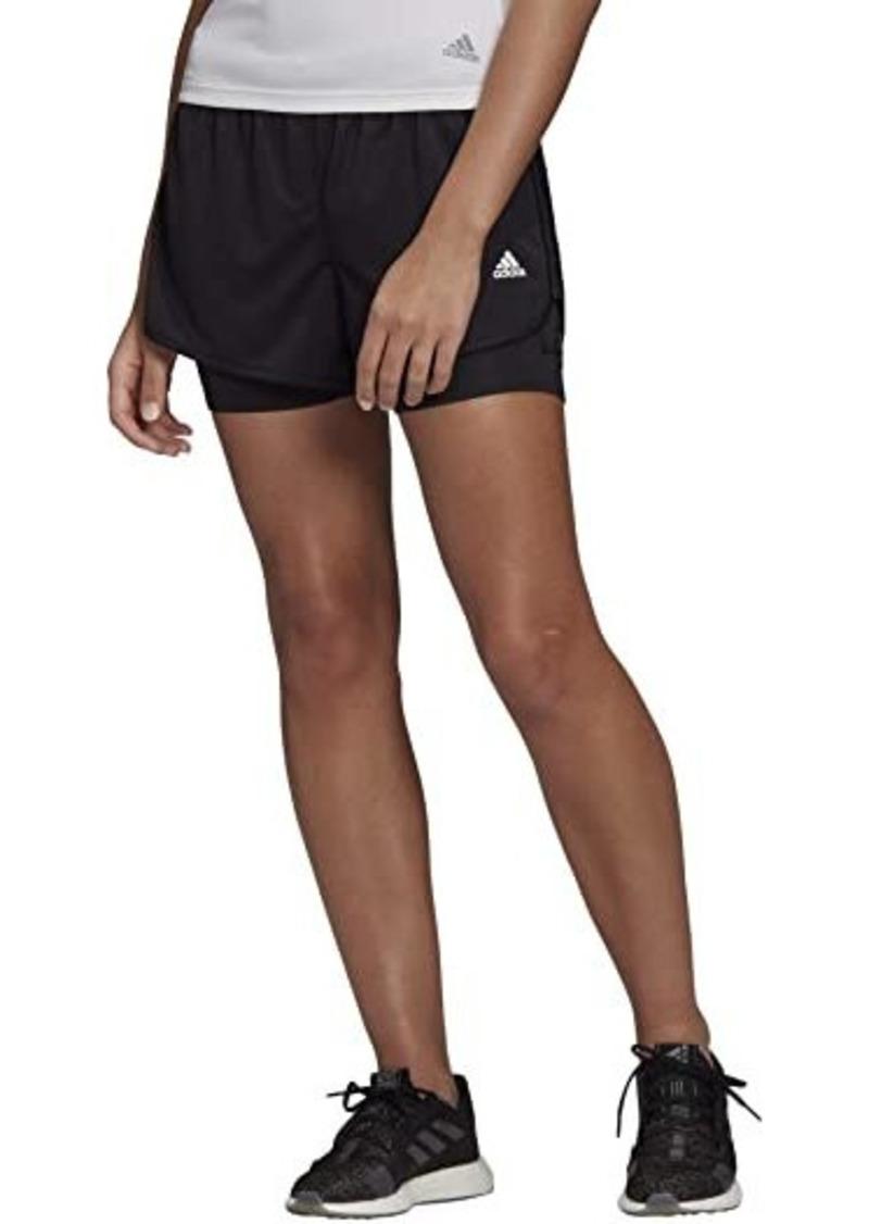 Adidas M20 2-in-1 Shorts