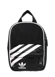 Adidas Mini Logo Nylon Backpack