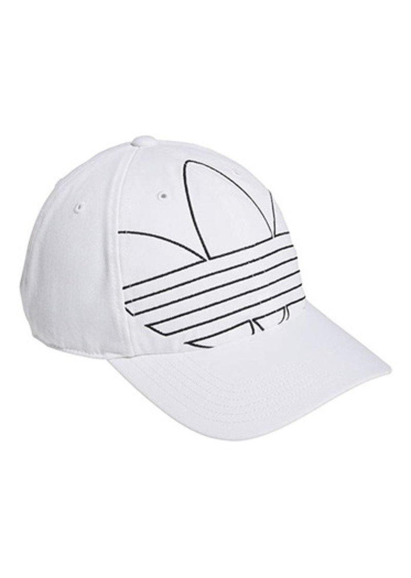 Adidas Originals Relaxed Big Outline Strapback