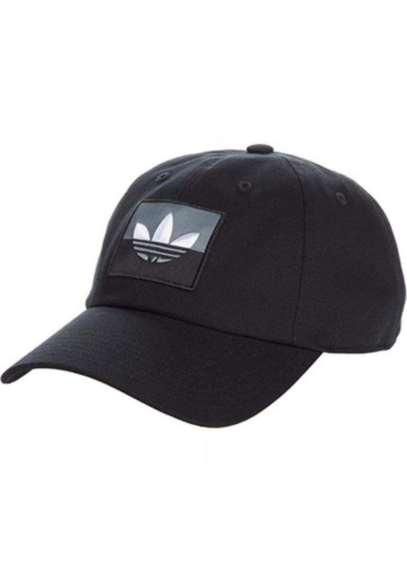 Adidas Originals Slice Trefoil Logo Strapback Relaxed Cap